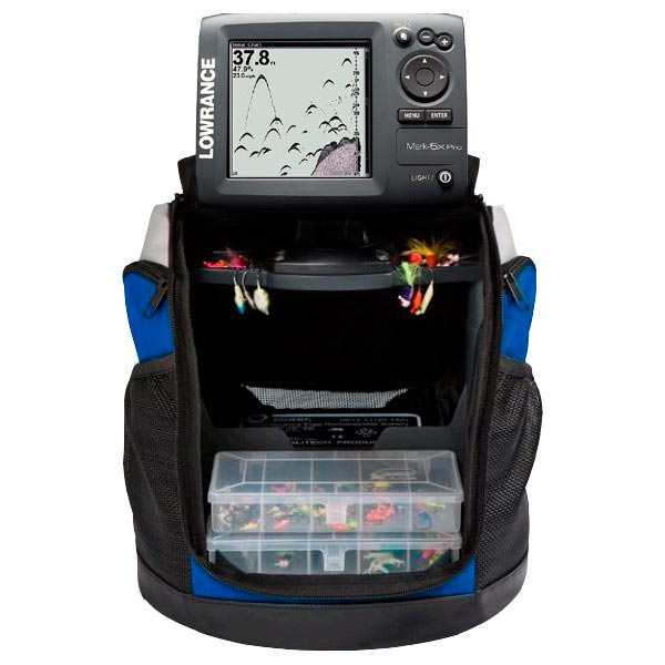 Lowrance Mark 5X Pro Ice Machine
